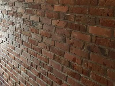 ściana jak kafelki